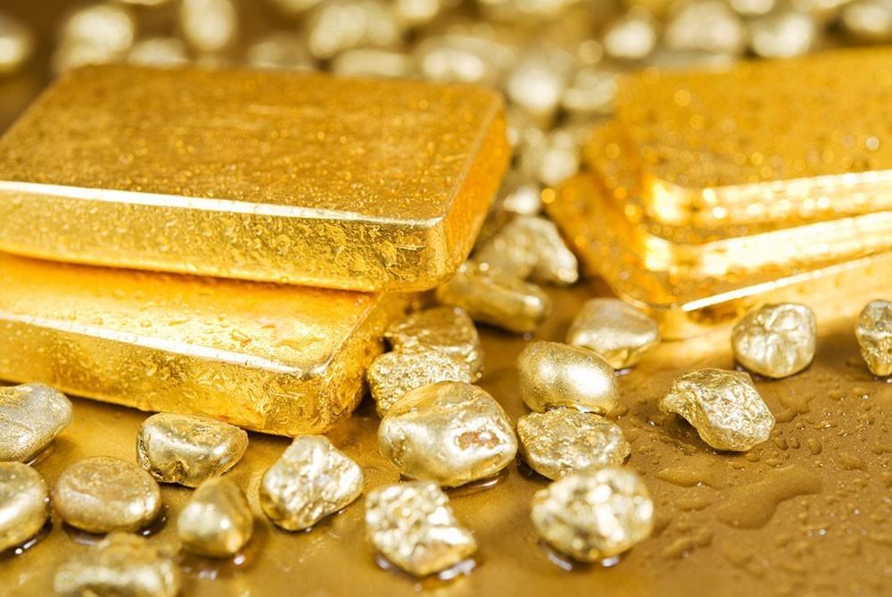 добыча золота в России