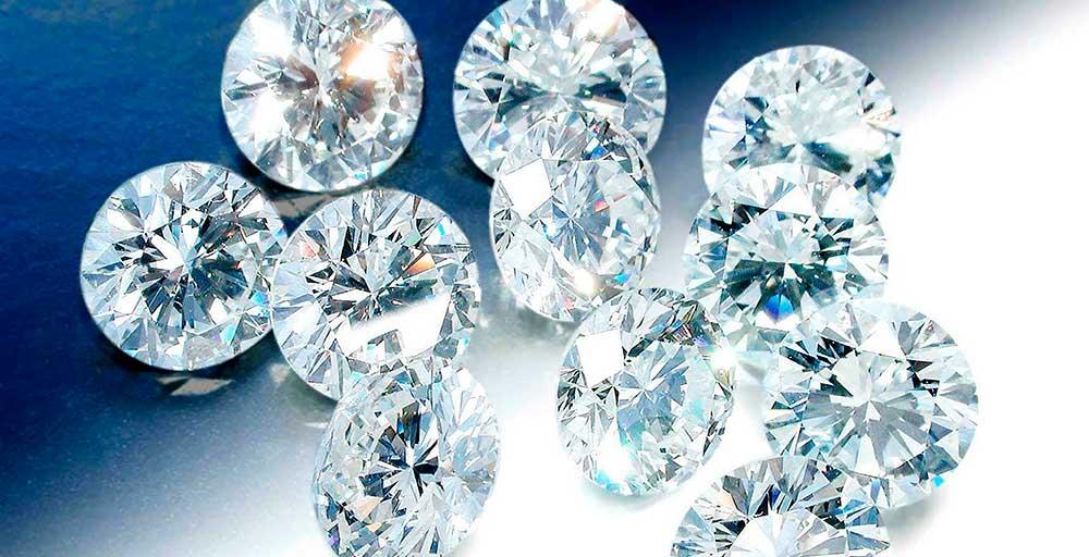 экспорт алмазов