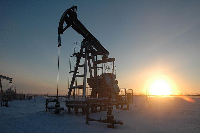 разработка месторождения Роснефть
