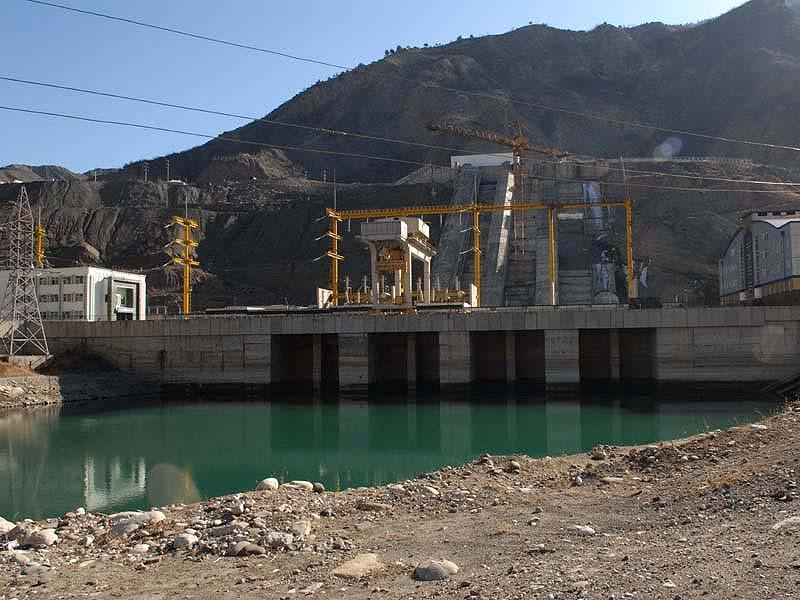 Ирганская ГЭС
