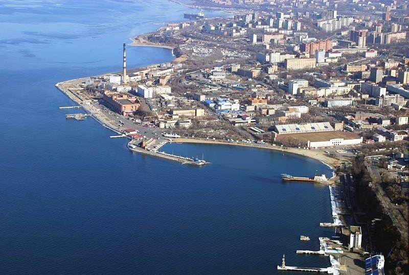 Приморский край. Владивосток