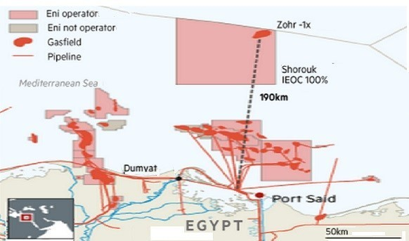 egypt field 582