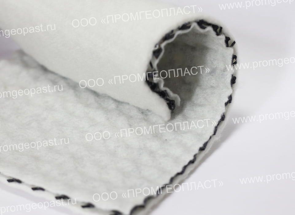 Геомембрана скрепленная с геотекстилем СК 2