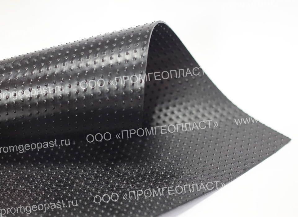 Геомембрана HDPE (ПНД) текстурированная Т2